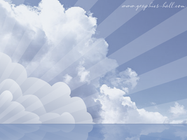 Wallpaper Clouds by 1ruleyou