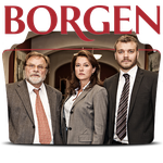 Borgen Icon Folder by Mohandor