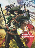 Pancho Villa by millenion