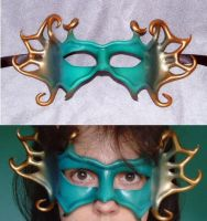 Valerian - Leather Mask by xothique