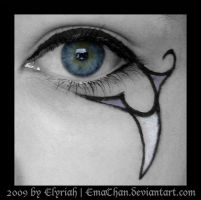 Gothic MakeUp .:08:. by Elyriah