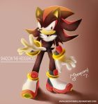 Speedpaint - Shadow The Hedgehog  by Jhosycarol