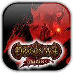 Dragon Age Origins Game Icon by Wolfangraul