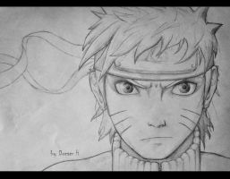 Naruto ! by dreamh