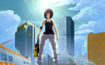 Mirrors Edge by xZDisturbedZx