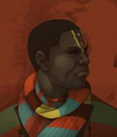 Jay Electronica by tedikuma