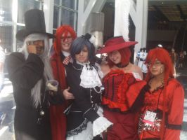 Anime Expo 2012 (1) by CupcakeW0nderland