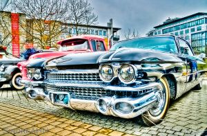 Cadillac HDR by SindreAHN