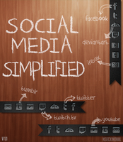 SocialBar 1.1 by Ostragot