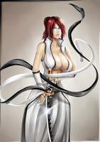 Commission: Asuka by Kamest