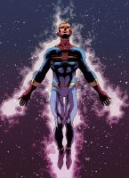 Miracleman by Marcelo-Costa