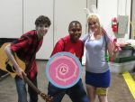 Metrocon 2015 Steven Universe and Adventure Time by KidDiamond