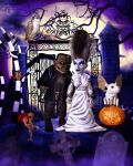Spooks in Love by RavenMoonDesigns