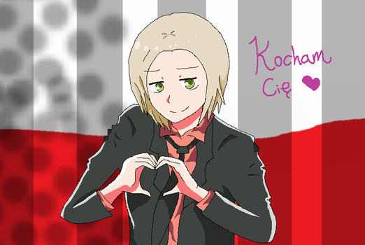 APH: +Kocham Cie+ by Field-Of-Roses