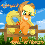 Applejack: Aspect of Honesty by Big-Mac-a-Brony