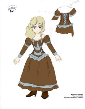 Maribelle - Colour Reference by TrainerKelly