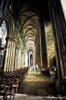 Cathedrale Rouen 1 by Makavelie