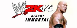 WWE 2K14 banner for facebook by ultimate-savage