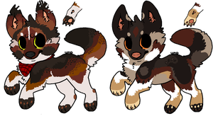 Adoptables : SOLD by pasteIbat