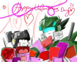 Happy Valentine's Day 2012 by Onigami-Sama