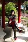 Cosplay: Princess Azula by Risachantag