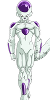 Frieza - Enough Warm up. by Zed-Creations