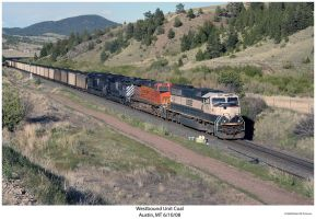 Westbound Unit Coal by hunter1828