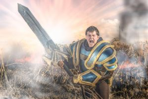 Garen by ryanbourque