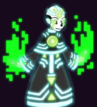 Trontale Helvetica by Violyd
