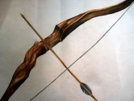 Bow and Arrow by FlyingDrumkit