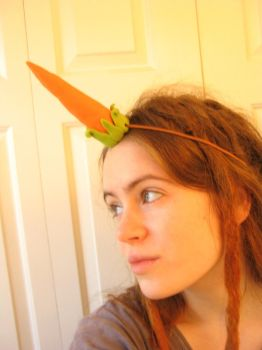 The Majestic Carroticorn by ashling