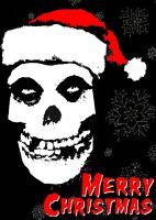 Christmas with the Misfits by laneamania
