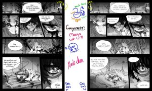 Crycest: Everlasting (Manga WIP+Oct./Dec. vers.) by Nadi-Chan