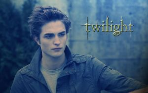Twilight Widescreen - Edward by nitinkhatri