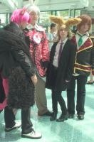 Cosplays from Alice in the Country of Hearts by trivto