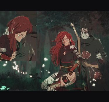 CM: Kisame, you've always been very special to me by SkyGiratina00