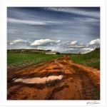 Even the muddiest road... by Michel-Lag-Chavarria
