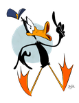 Daffy Duck by Themrock