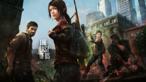 The Last of Us Wallpaper by Slydog0905