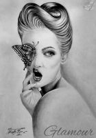 GLAMOUR by George-B-Art