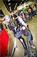 AX2012 - Toph and Lin by eXed-OUT