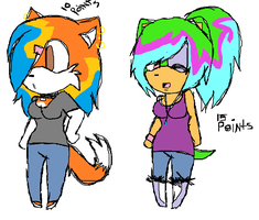 Adopts by Chippy-chop