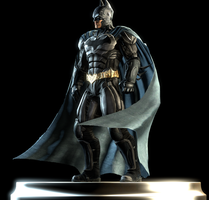 Injustice Batman by Yare-Yare-Dong