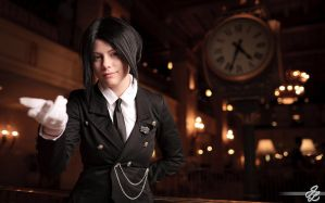 Black Butler - 2 by alucardleashed