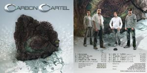 Carbon Cartel cd cover by rootout