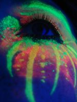 Neon Eye 1 by TaintedBloodChild