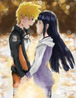 naruhina -dont worry- by strawbeery