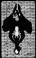 Spidey's Back in Balck by DrawnToPerfection