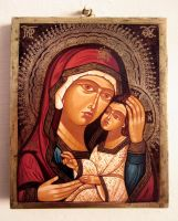 Mary and Jesus by GalleryZograf