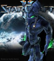 Starcraft II: Protoss by charlesfrd